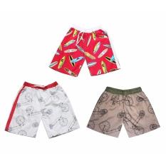 Hình thu nhỏ Quần short cho bé trai 3-12 tuổi Tri Lan (Màu ngẫu nhiên)
