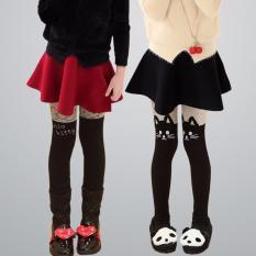 Quần tất giả boot thời trang cao cấp cho bé gái loại dày ấm (15-25 kg)