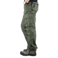 Quần Túi Hộp Kiểu Lính QH 11.5 (xanh quân đội)