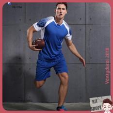 Set bộ đồ quần áo thể thao nam – Hiệu Vansydical [Hàng nhập khẩu] (đồ tập thể thao, tập gym, thể dục,thể hình, yoga)KIT Sport