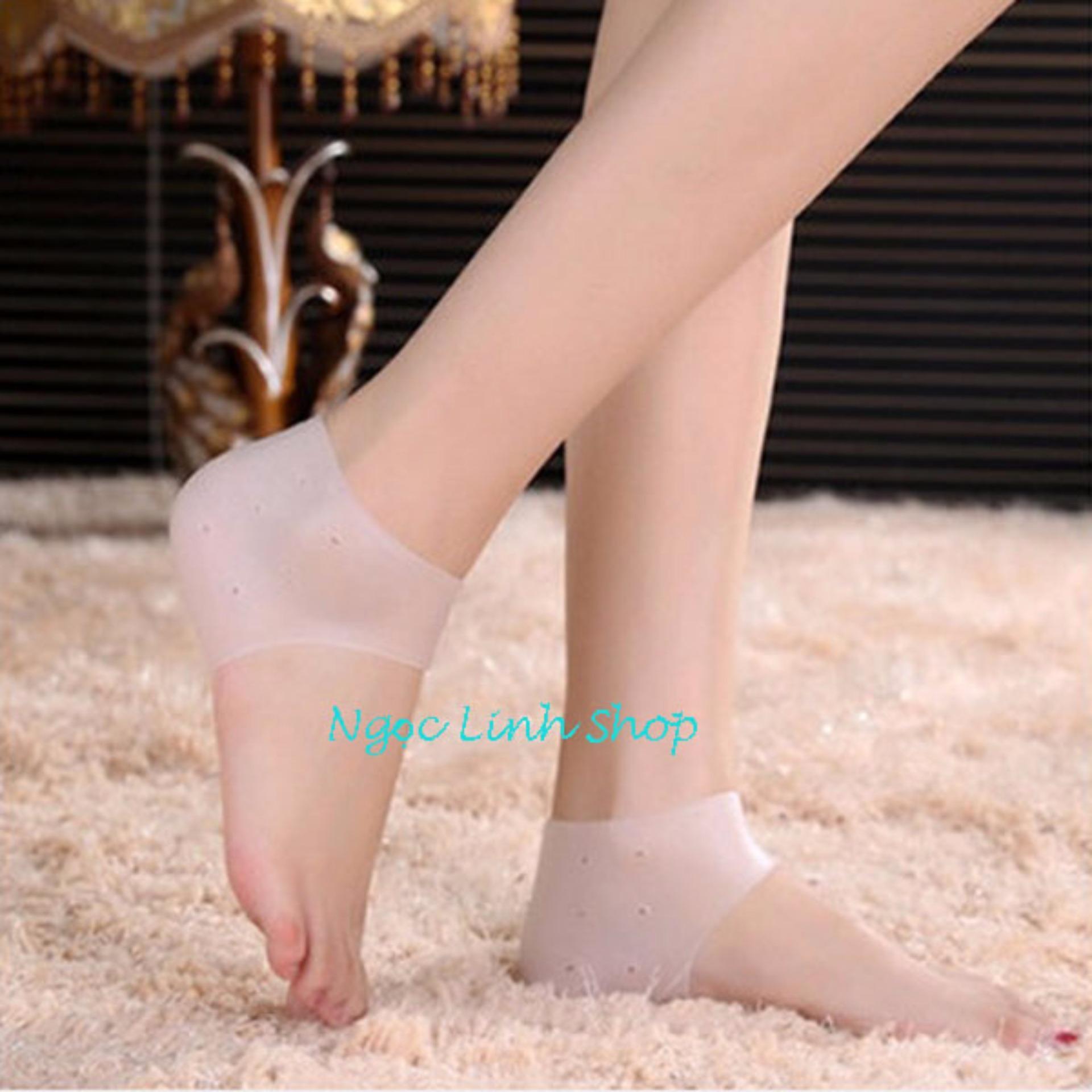 Cập Nhật Giá Tấm lót Silicon bảo vệ gót chân và cổ chân phiên bản 2017.