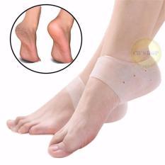 Tấm lót Silicon bảo vệ gót chân và cổ chân thiết kế 2018