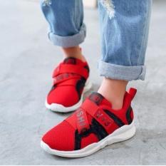 TT02DO – Giày thể thao dạng lưới cho bé gái