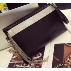 Túi Clutch Rosa HK SHOP RS20 (Đen)