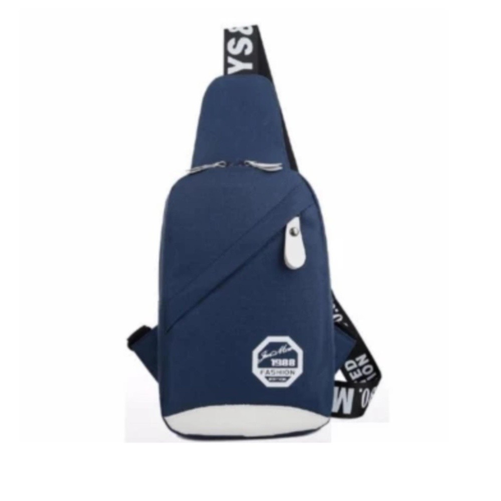 Túi đeo chéo cao cấp AnCom GL (Xanh)