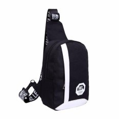 Túi đeo chéo Hàn Quốc HARAShop HR3105 ( Đen )