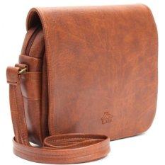Túi đeo chéo LATA HN03 (Da bò đậm )