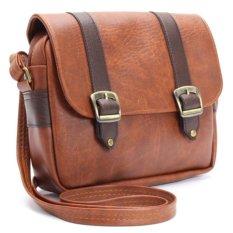 Túi đeo chéo LATA HN05 (Da bò đậm )