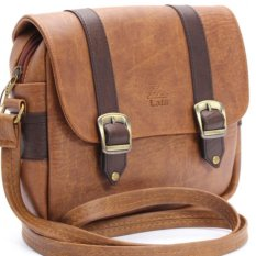 Túi đeo chéo LATA HN05 (Da bò nhạt)