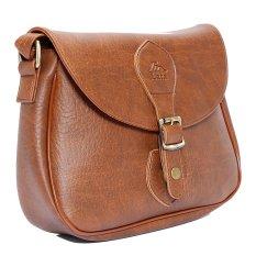 Túi đeo chéo LATA HN14 (Da bò đậm)