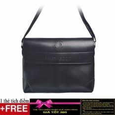 Túi đeo cheo nam công sở đựng Laptop MS3 + Tặng kèm thẻ tích điểm Giá tôt 360
