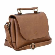 Túi đeo chéo nữ  LATA HN26 ( Bò nhạt )