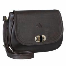 Túi đeo chéo thời trang nữ LATA HN27 (Nâu)