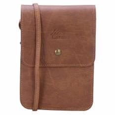 Túi đeo đựng điện thoại  LaTa VN06 (bò nhạt)