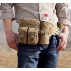 Túi đeo hông – tx49 nâu