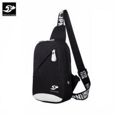 Túi đeo chéo Nam Nữ 26x17cm Fortune Mouse C200 (Đen)