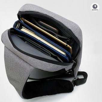 Túi Nam Đeo Chéo, Balo Nam Đeo Chéo Vải Dù Cao Cấp Mando - CD08