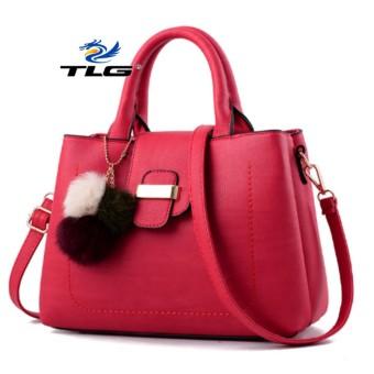 Cập Nhật Giá Túi nữ thời trang phong cách Đồ Da Thành Long TLG 208101-2(đỏ)  Đồ Da Thành Long TLG (Hà Nội)