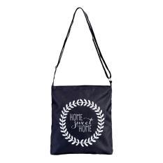 Túi Vải Tote Bag Có Dây Đeo Chéo Home XinhStore