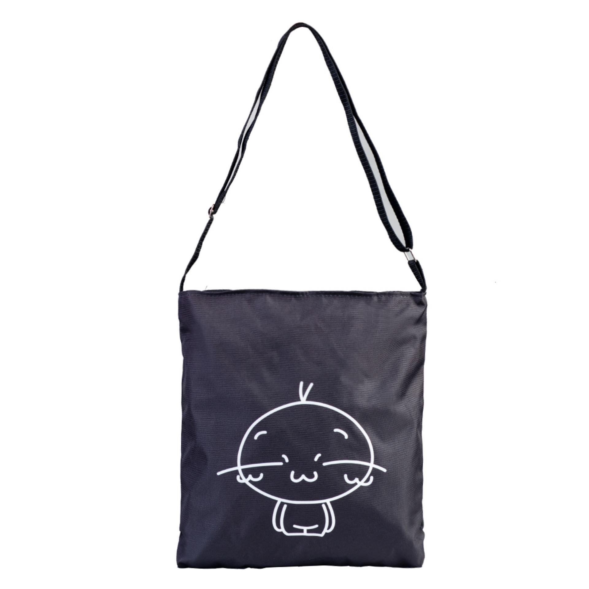 Túi Vải Tote Bag Có Dây Đeo Chéo Trẻ XinhStore