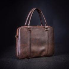 Túi xách cao cấp đựng Laptop Hanama G3 – ( 14inch cafe)