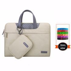 Túi xách cho Macbook 13,3 inch Cartinoe M227 + Tặng vòng tay thể thao