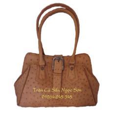 Túi xách da đà điểu