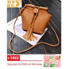 Túi xách đeo chéo nữ thời trang LATA HQ-01 ( da bò)