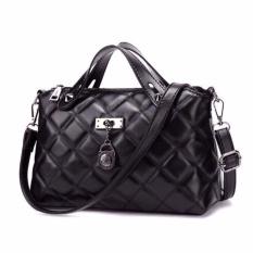 Túi xách đeo da caro cao cấp PKSR A098