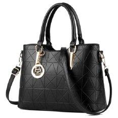 Túi xách nữ có dây đeo Letin Fashion Handbags T6868-14-220 (Đen)