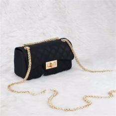 Túi xách nữ Silico sang trọng (Đen) – Quảng Châu