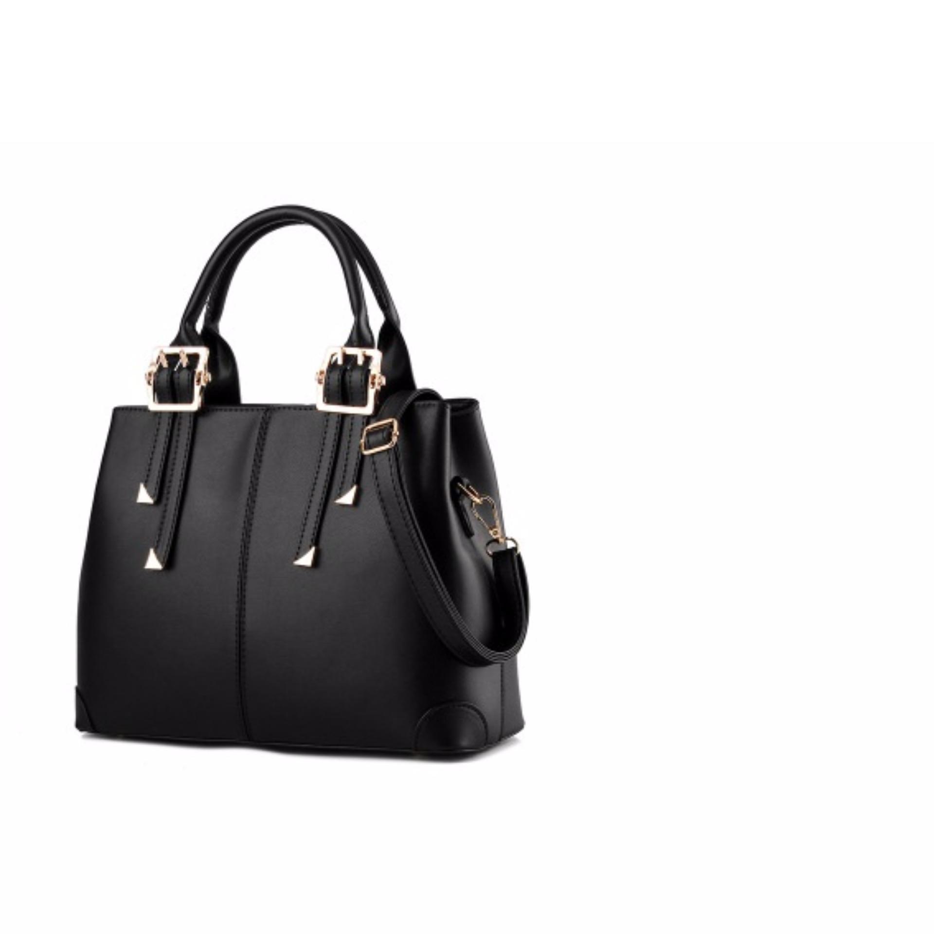 Túi xách nữ thời trang DM 1( ĐEN)