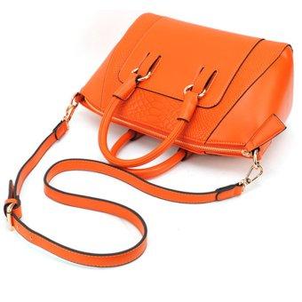 Túi xách nữ thời trang phong cách thời thượng cho quý cô hiệnđại-167_màu cam