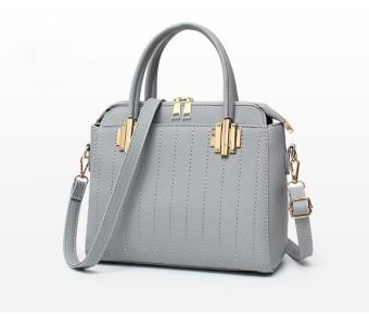 Túi xách tay nữ da cao cấp Letin Fashion Handbag TX015-HR-3A5 (Xám)