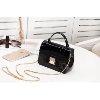 Túi xách thời trang nữ love MH567 đen