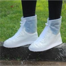 Ủng đi mưa bảo vệ giày cho Nữ, chống trượt, siêu bền – Size 35->46