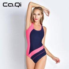 USTORE Nữ Một Mảnh Đi Biển Mùa Hè Nữ Hở Lưng Bodysuits Đi Biển-quốc tế