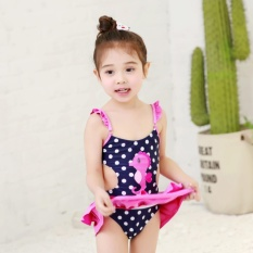 Váy bơi cực xinh cho bé