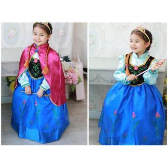 OE680FAAA31B17VNAMZ-5282670 - Váy đầm công chúa Anna