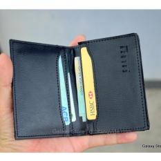 Ví Bóp Nữ Nhỏ Gọn Cao Cấp Nhiều Ngăn Để Thẻ CMND Galaxy Store GVMB03B (Đen)