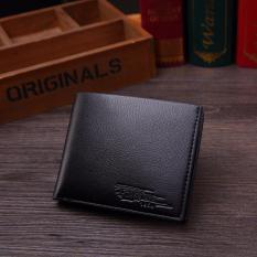 Ví Nam Thời Trang Da Cao Cấp CrossOX 6239 (Màu Đen) – Đơn giản Lịch lãm