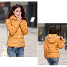 Women Cotton-padded Jacket Slim Winter Thicken Down Coat,down coat – intl