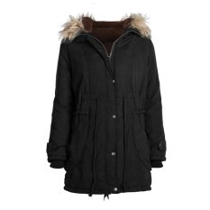 Giảm Giá WomenWinterong Jackset Coat Outwear Hooded Parka – intl   UNIQUE AMANDA