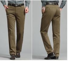Xả hàng quần kaki nam trung niên(Màu nâu-cafe-Size 28,29,33,34)
