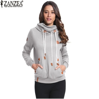ZANZEA High Quality Women Hoodies Autumn Winter Brushed Fleece Warm Sweatshirt Plus Size Loose Sweatshirts (Grey) - intl - 8849972 , ZA959FAAA95J6LVNAMZ-18103496 , 224_ZA959FAAA95J6LVNAMZ-18103496 , 827200 , ZANZEA-High-Quality-Women-Hoodies-Autumn-Winter-Brushed-Fleece-Warm-Sweatshirt-Plus-Size-Loose-Sweatshirts-Grey-intl-224_ZA959FAAA95J6LVNAMZ-18103496 , lazada.vn , Z