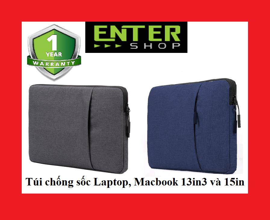 Túi chống sốc Macbook , Laptop 13.3inch và 15inch