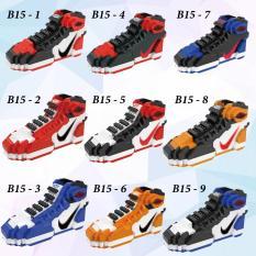 Bộ lego hình dáng giày thể thao Jordan