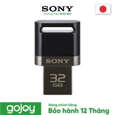 Thẻ nhớ USB SONY 32GB USM32SA3/B2 E chính hãng – Hàng phân phối bảo hành 12 tháng