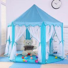 Lều công chúa hoàng tử dành cho bé – lều lục giác Hàn Quốc cho bé vui chơi hàng chính hãng