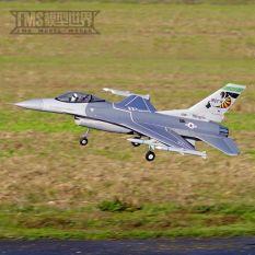 Máy bay điều khiển f16 C 70mm v3 FMS – PNP